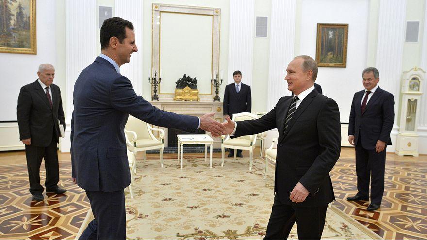 Siria: guerra di procura di Stati Uniti e Russia