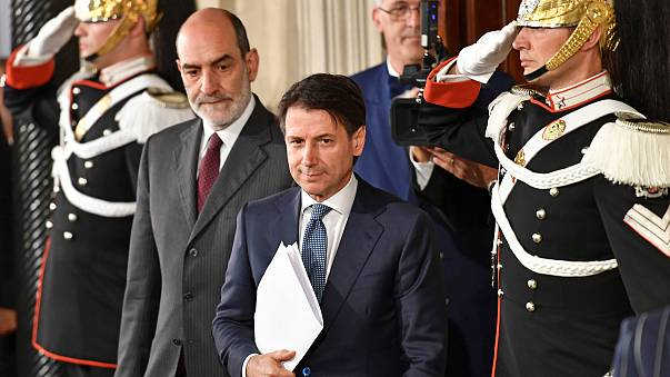 Image: ITALY-POLITICS-GOVERNMENT