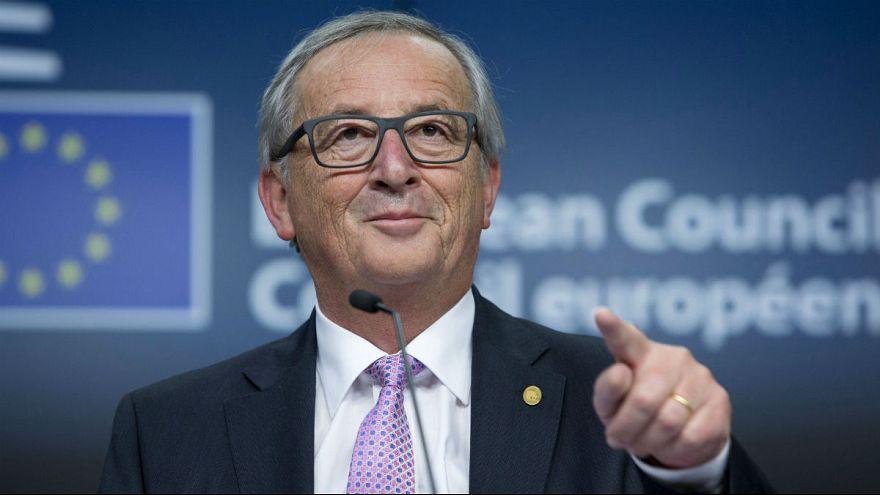 Premier anniversaire pour la Commission Juncker