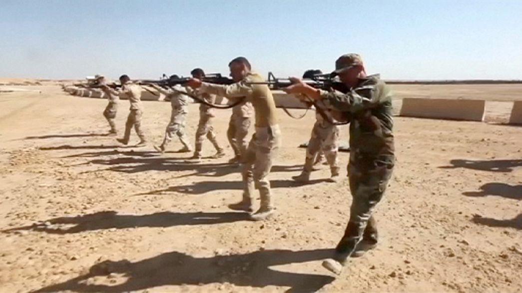 USA entsenden zum ersten Mal Bodentruppen nach Syrien
