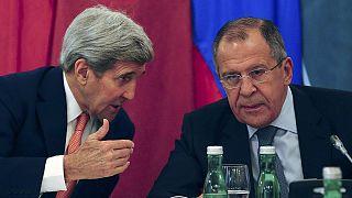 US calls Syria talks 'beginning of a new diplomatic process'