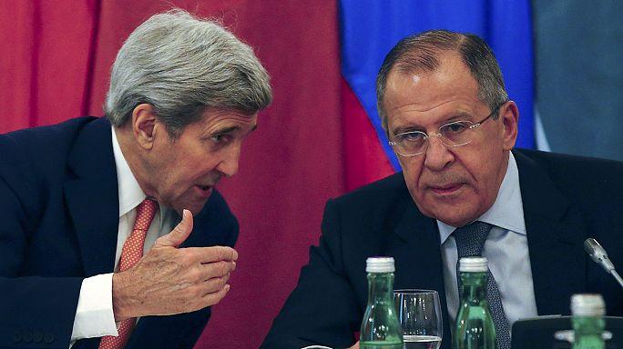 A Szíria-értekezleten csak a folytatásról állapodtak meg