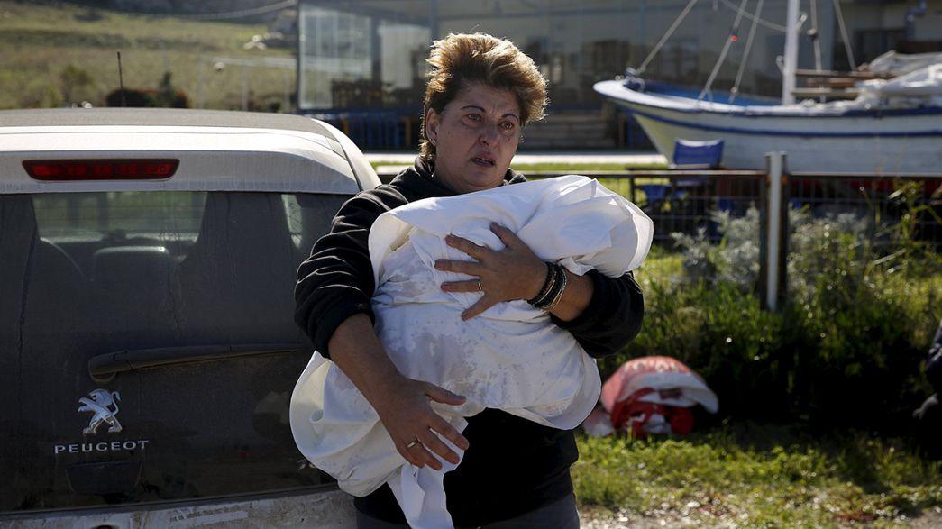 Grecia: ancora morti in due diversi naufragi