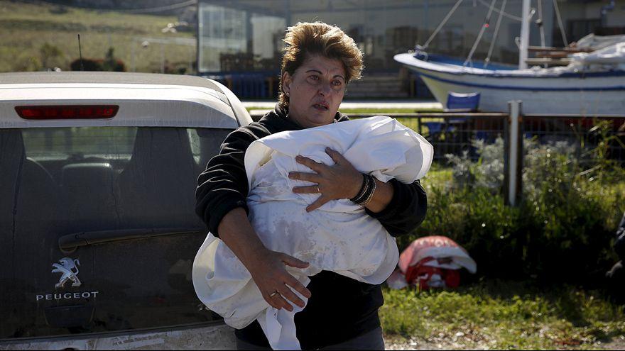 En trois jours, 91 migrants ont été retrouvés noyés en Méditerranée