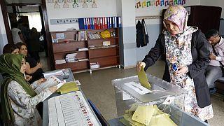 Véget ért a választási kampány Törökországban