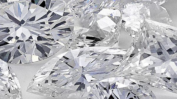 Angola: Produção de diamantes cai quase 20% em setembro