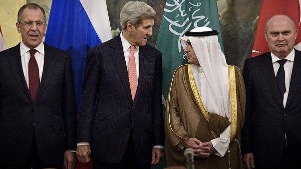 Progress made in Syria talks but disagreement over Assad