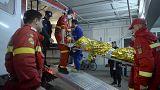 Roumanie : 27 morts dans un incendie dans une discothèque