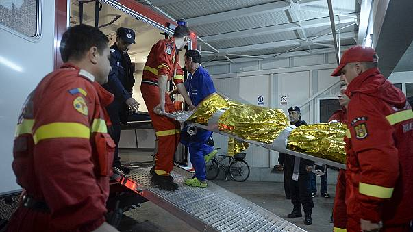 Romania: Nightclub fire kills at least 27 people