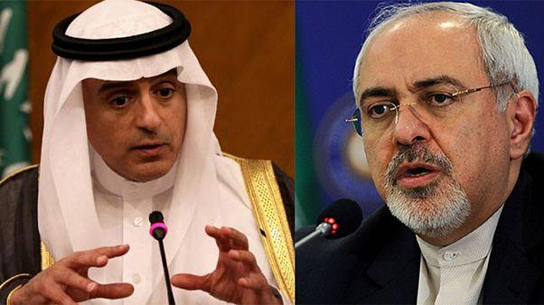 مجادله ظریف و وزیر خارجه عربستان در نشست وین