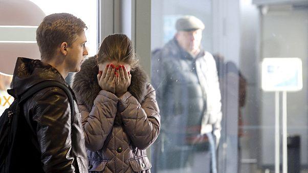 بهت و اندوه در سن پترزبورگ پس از سقوط هواپیمای روسی در مصر
