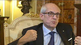 Roma'nın yönetimi geçici olarak Milano Valisi Tronca'da