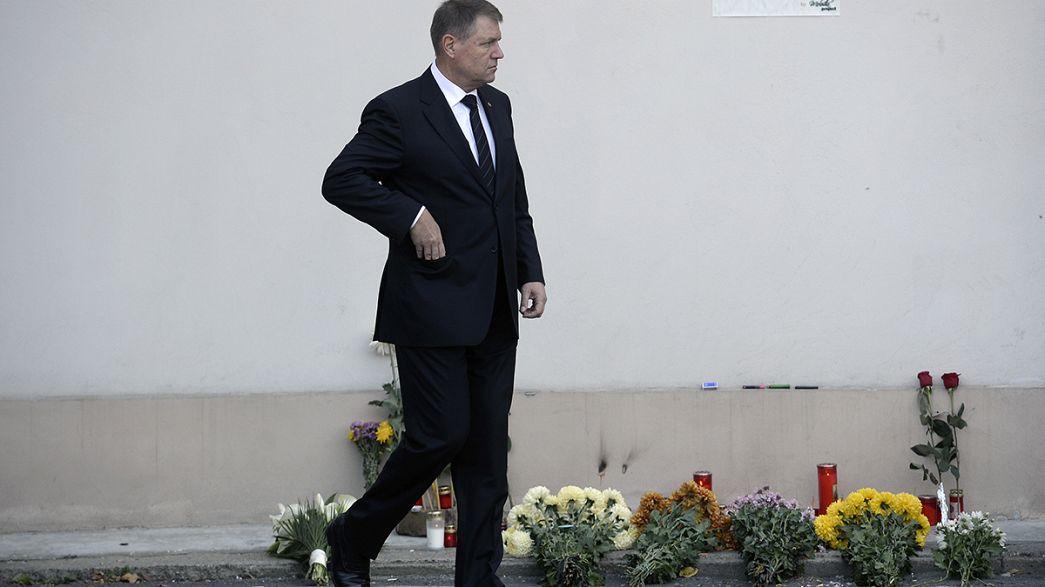 Roménia em estado de choque