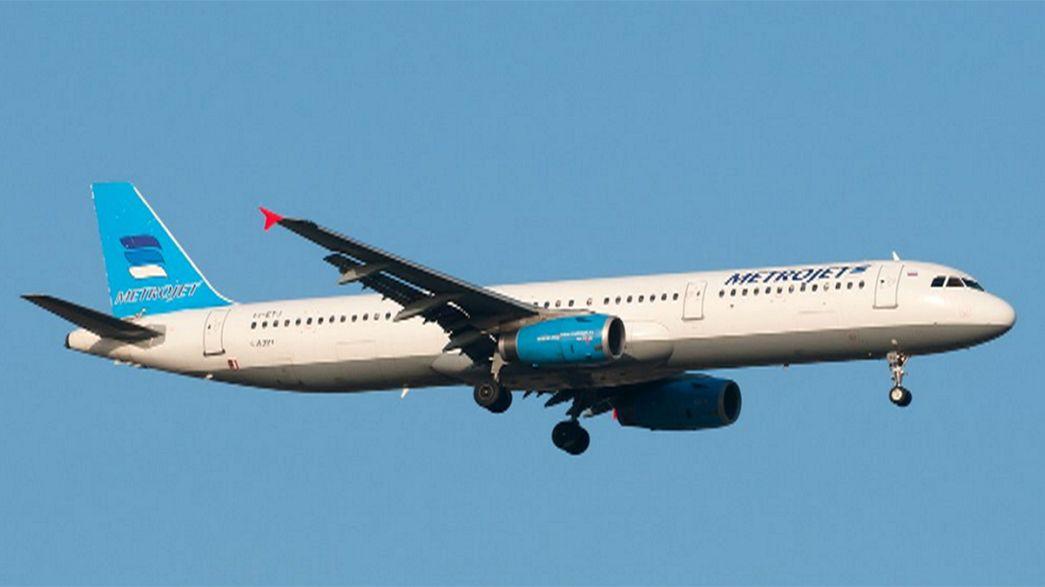 Keine Überlebenden nach Absturz der russischen Passagiermaschine in Ägypten