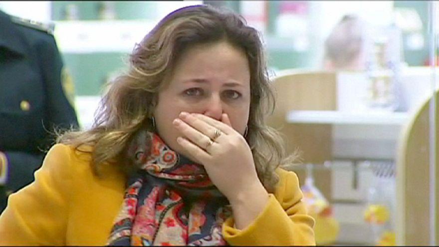 A dor dos familiares das vítimas da queda do Airbus A321 russo