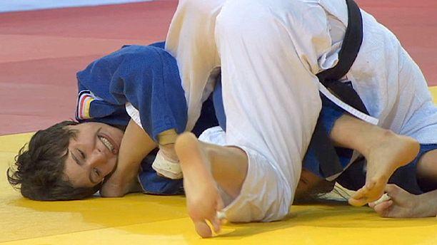 South Korea go top of Abu Dhabi Judo Grand Slam medals table