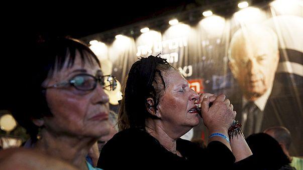 Тель-Авив: митинг памяти Ицхака Рабина