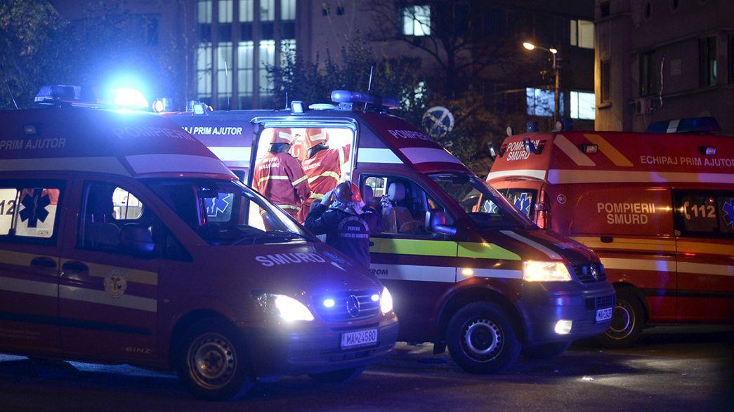 Strage in discoteca a Bucarest, proprietario accusato di omicidio colposo