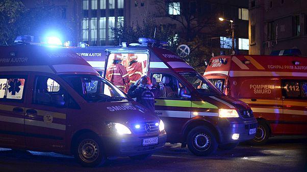 Romanian authorities investigate nightclub blaze