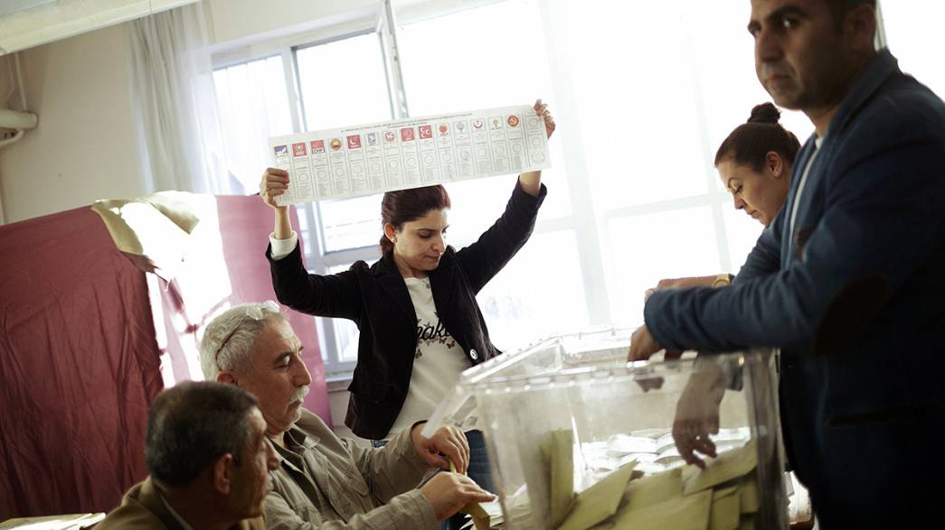 Turnout vital in key Turkish election for the country and region
