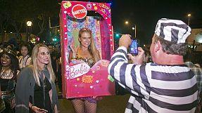 Fiesta de Halloween en Hollywood