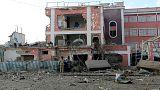 Terrortámadás egy szomáliai szállodánál