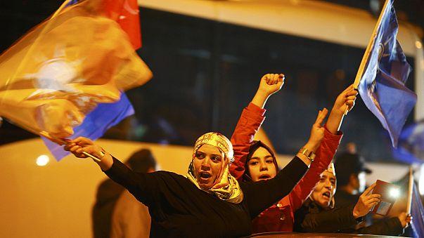 Türkei-Wahl: AKP erobert Alleinherrschaft zurück