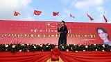Myanmar: Zehntausende bejubeln Aung San Suu Kyi auf Wahlkampfveranstaltung