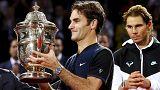 Roger Federer gana su séptimo título en Basilea ante un Nadal luchador