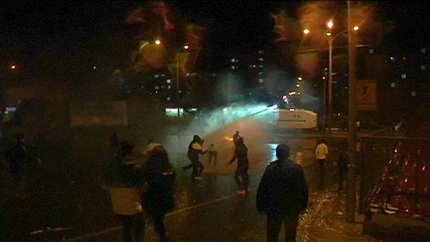 Seçimin ardından Diyarbakır'da olay çıktı