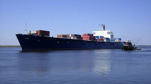 Wreckage of missing El Faro cargo ship located
