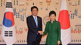 Le Japon et la Corée du Sud veulent tourner la page de leurs désaccords