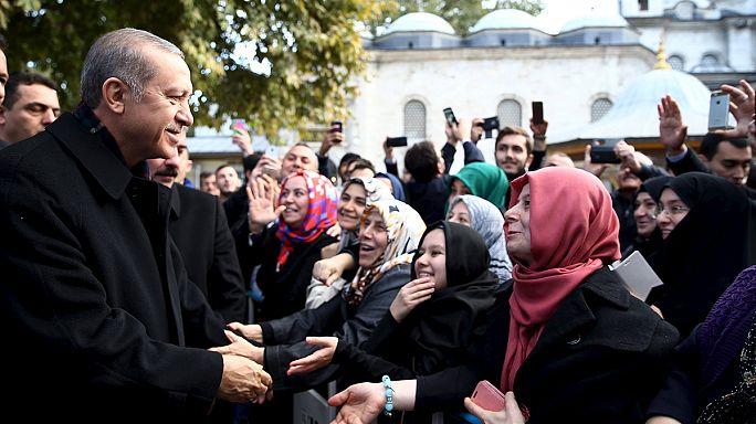 Турция: Эрдогану удалось выиграть свое пари