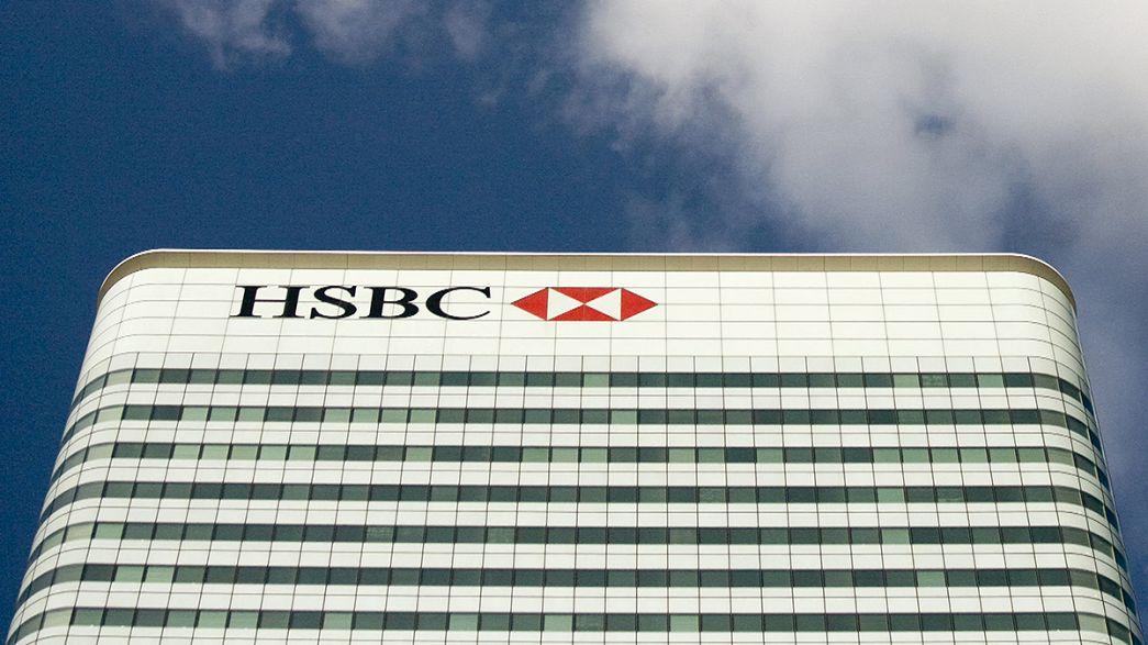 HSBC: Weniger Strafgelder, dafür Gegenwind in Asien
