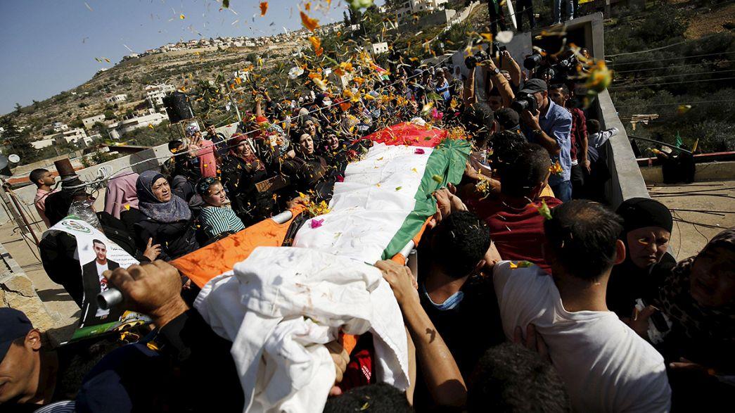 Nuove aggressioni in Cisgiordania e Tel Aviv: ucciso un palestinese e feriti 3 israeliani