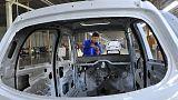 Çin'de imalat sektöründe daralma işaretleri sürüyor