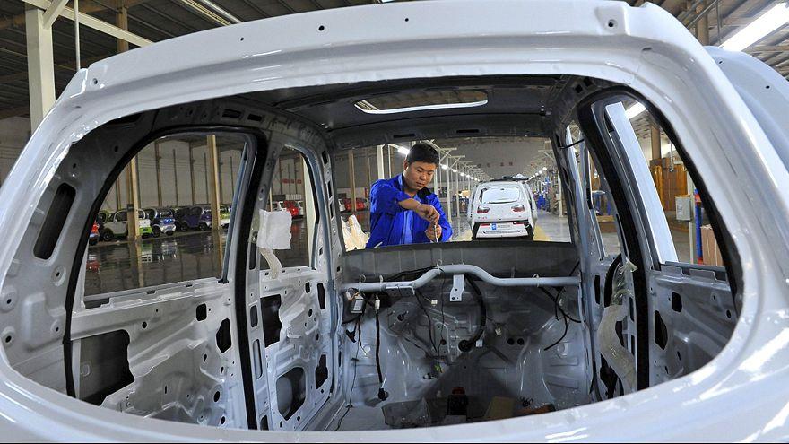 Китай: промышленный спад продолжился в третьем квартале