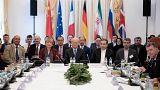 Image: AUSTRIA-EU-IRAN-NUCLEAR-POLITICS-DIPLOMACY-ENERGY