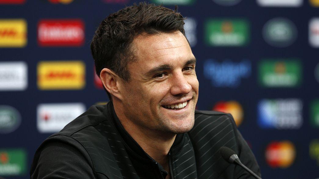 Rugby: Dan Carter eletto giocatore dell'anno