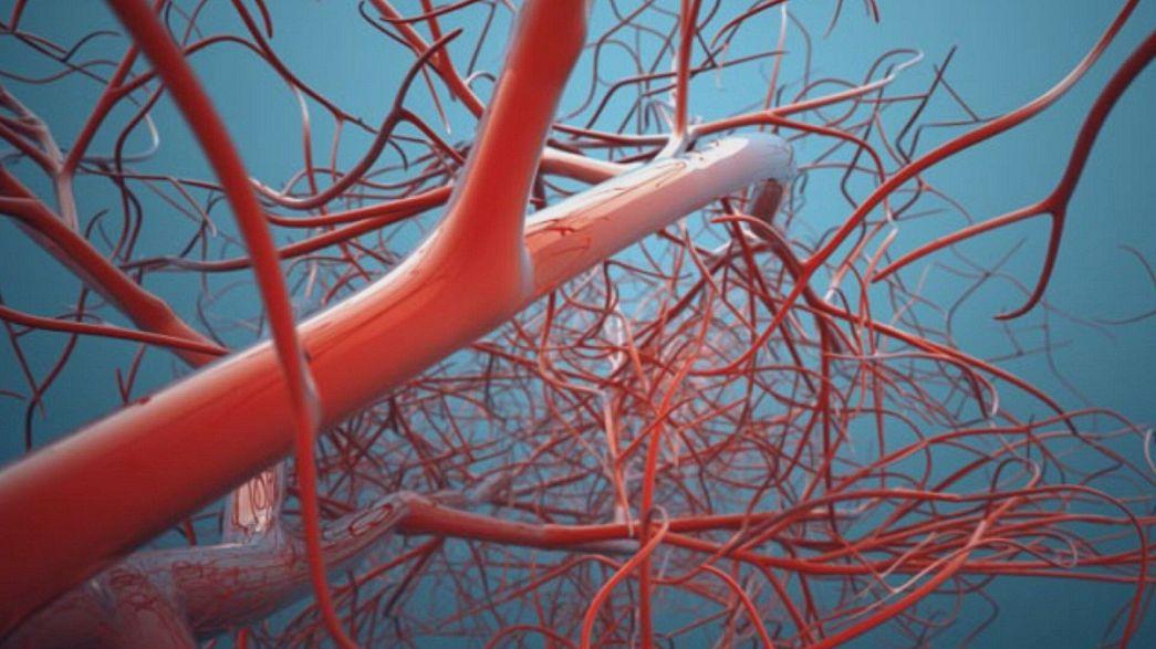 Imprimir en 3D vasos sanguíneos ya es posible