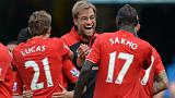 Klopp's Liverpool heap further misery on Mourinho