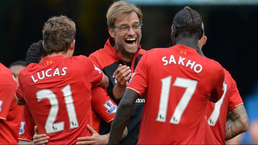 Liverpool mette al tappeto Chelsea, Roma battuta a San Siro, altra gaffe di Tavecchio
