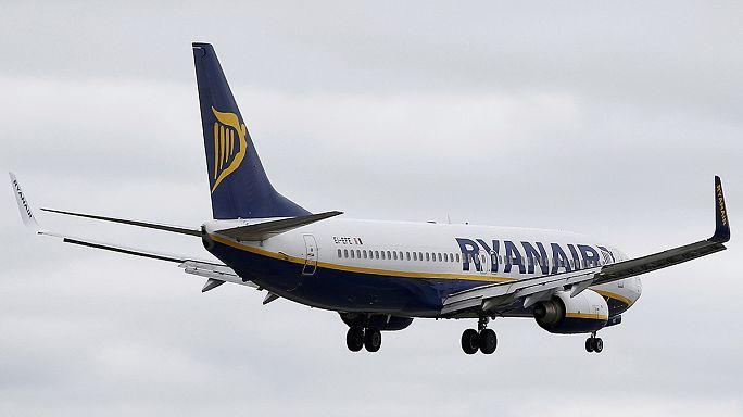 Ryanair собирается перевезти в 2015 г. 105 миллионов пассажиров