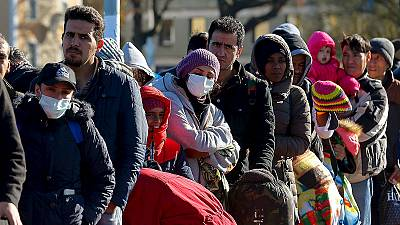 Réfugiés : un nombre record d'arrivées en octobre