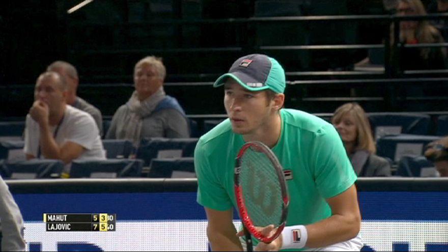 ATP-Turnier in Paris: Lajović und Dolgopolow weiter