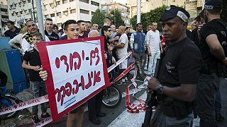 Idős embereket késeltek meg Izraelben