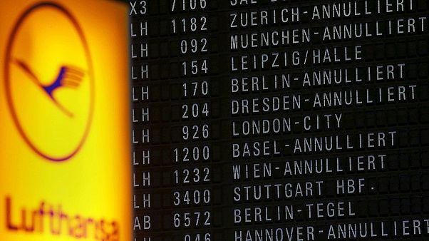Bei der Lufthansa drohen ab Freitag Streiks