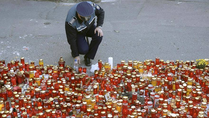 Пожар в ночном клубе в Бухаресте: герои награждены посмертно