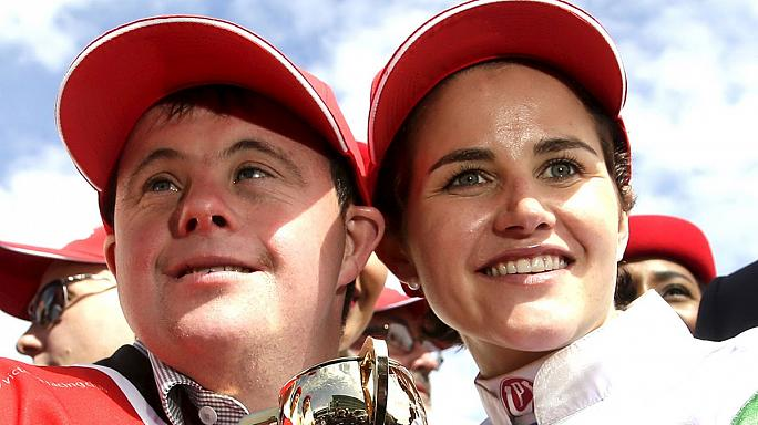 "Sexist owners can ""get stuffed"", says winning jockey"