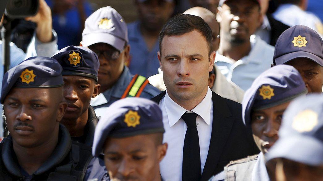 Nuevo juicio contra Óscar Pistorius, se enfrenta a 15 años de cárcel